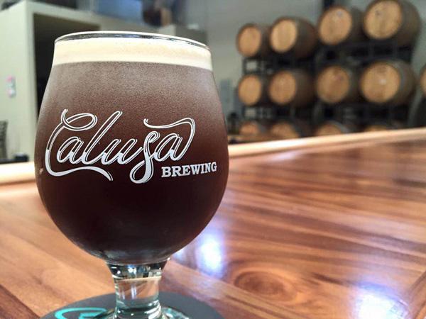 Logo of Calusa Cold Brew Coffee - Nitro