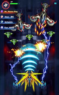 Infinity Shooting: Galaxy War 7