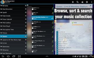 Screenshot of CLZ Music - Music Database