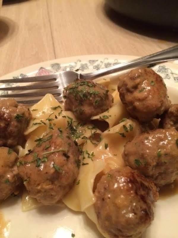 Ikea Swedish Meatballs - Copycat Recipe_image