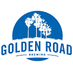 "Logo of Golden Road I""Like Have Another Stout"
