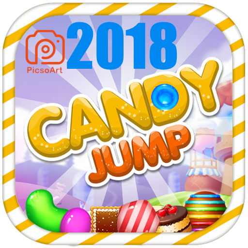 Royal Candy Jump Mania 2018