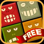 Jungle Collapse - Free Icon