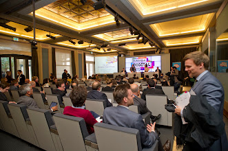 Photo: Participants in The 2015 European Digital Forum