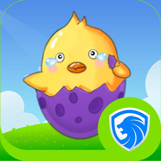 應用鎖主題 - 淘氣小雞主題 個人化 App LOGO-硬是要APP