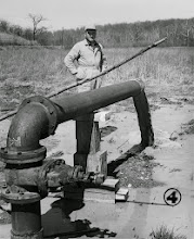Photo: Well Site April, 1951