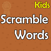 Kids Scramble Words Learning (Jumble Words) Android APK Download Free By ACKAD Developer.