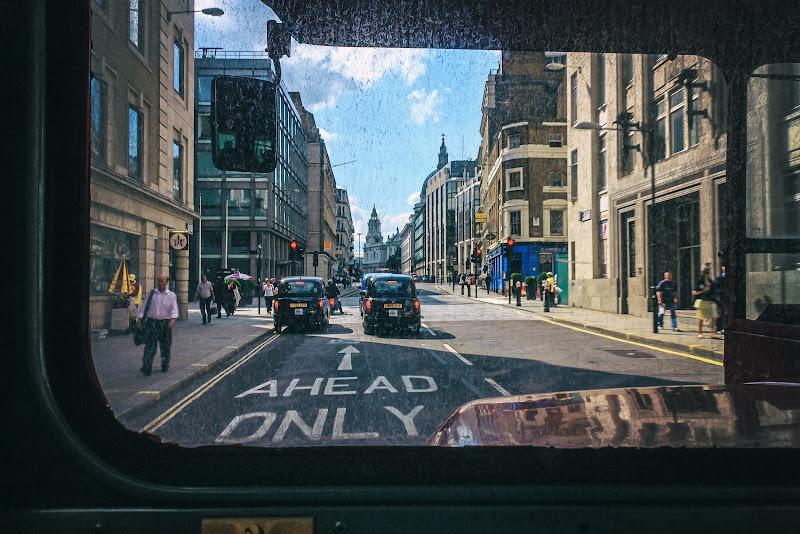 Da un vecchio double decker bus... di prometeo