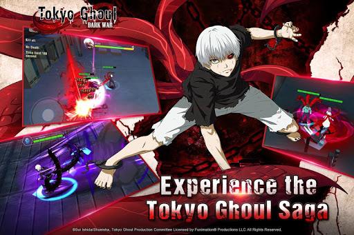 Tokyo Ghoul: Dark War 1.2.4 screenshots 1