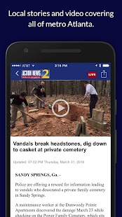 WSBTV News- screenshot thumbnail