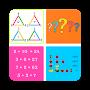 Премиум Math Challenges PRO 2018 - Puzzles for Geniuses временно бесплатно