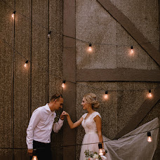 Wedding photographer Anastasiya Tarasova (anastar). Photo of 20.10.2017