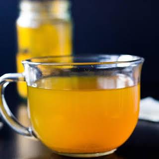 Turmeric Tea.