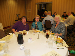 Photo: Friday Evening Banquet