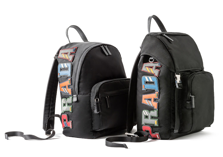 Prada's new My Character backpack