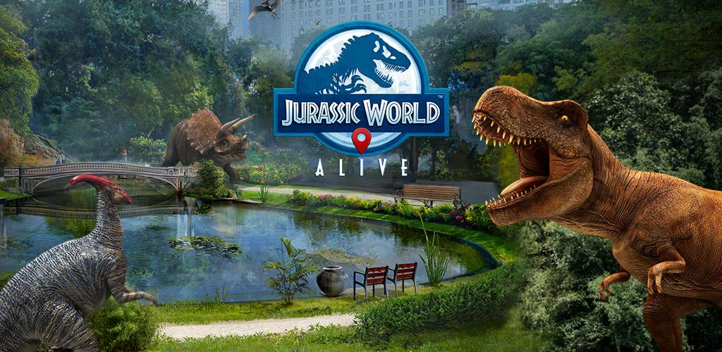 Jurassic World™ Alive