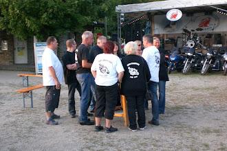 Photo: Unsere Freunde vom Bikerstammtisch Lahn 2004