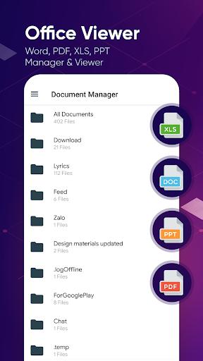 Office Document Reader screenshot 1