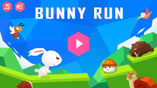 Bunny Run : Peter Legend Žaidimai (APK) nemokamai atsisiųsti Android/PC/Windows screenshot