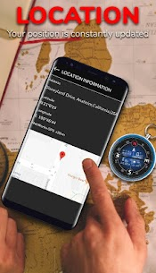 Compass App: Smart Compass for Android 4