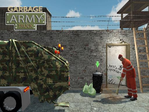 Army Garbage Truck Simulator 2018 3.0 screenshots 6
