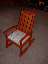 Photo: Rocking Chair - Cherry