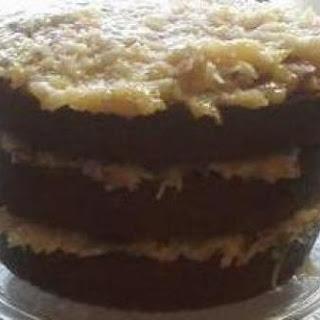 Original German Chocolate Cake