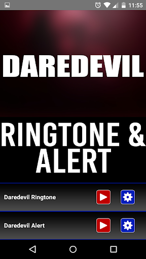 Daredevil Theme Music Ringtone  screenshots 1
