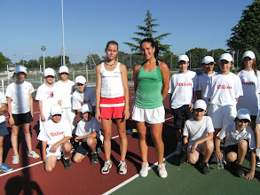 Photo: finale dames Rachel GIRARD/Elitza KOSTOVA