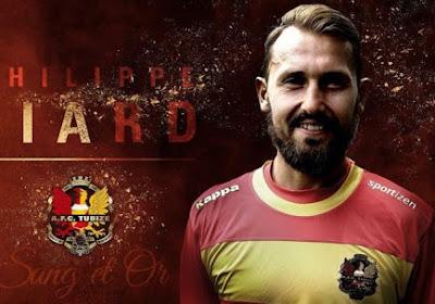 Philippe Liard va sortir de sa retraite et revenir à l'AFC Tubize