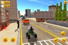 screenshot of ATV Taxi Sim 2019 – Offroad Girl Cab Rider