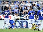 Lucas Torreira brengt Sampdoria op voorsprong na heerlijke vrije trap vanop 35 meter