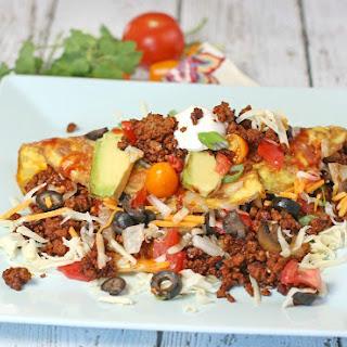 Sassy Spanish Omelet