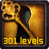 301 Levels - New Room Escape Games