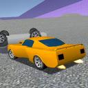 Stunt Simulator Game Icon