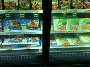 Photo: wow only 2 frozen meals dedicated to kids. Of course we pick Kid Fresh!!!
