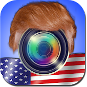 Trump Hair Photo Maker Editor