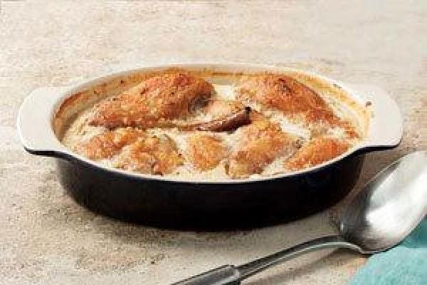 Cinnamon Fried Chicken Recipe