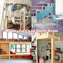 Minimalist Child Study Room icon