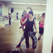 Photo: Dancing again...