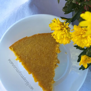 Allergy-Friendly Sweet Cornbread
