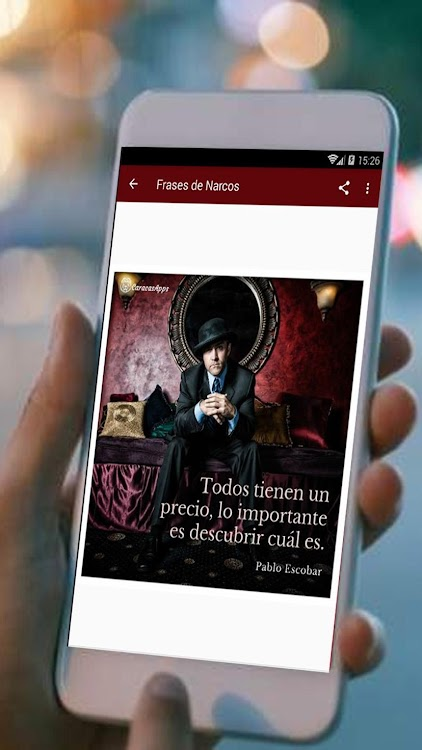 Frases De Narcos Android Apps Appagg