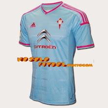 Photo: Celta de Vigo 1ª * Camiseta Manga Corta
