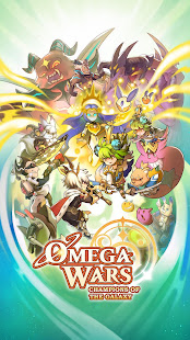 Hack Game Omega Wars: Champions of the Galaxy Miễn Phí