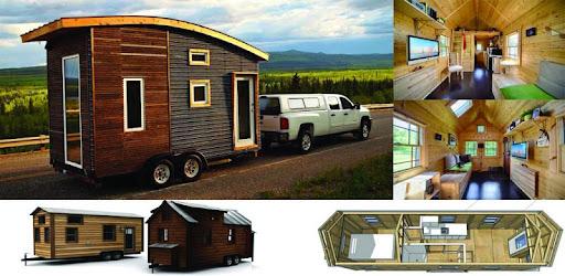 Tiny Home Design App: Tiny House Design Plans