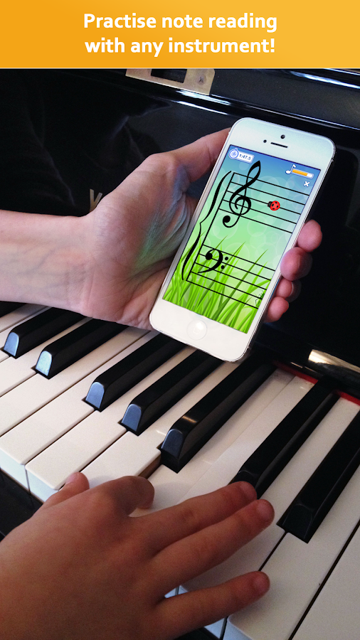 Note Rush: Learn to Read Music- screenshot