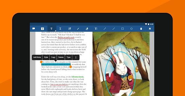 descargar lector pdf para android