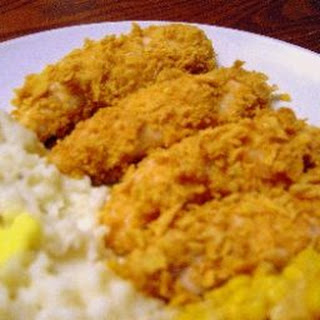 Southern-Style Oven Fried Chicken.
