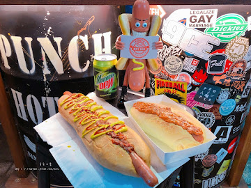 胖奇熱狗堡 Punch Hotdog