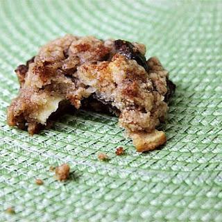 : Apple Cinnamon Oatmeal Raisin Cookies.